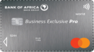 MASTERCARD Business Exclusive Pro